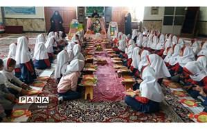 برگزاری جشن قرآن درمسجد جامع شیروان