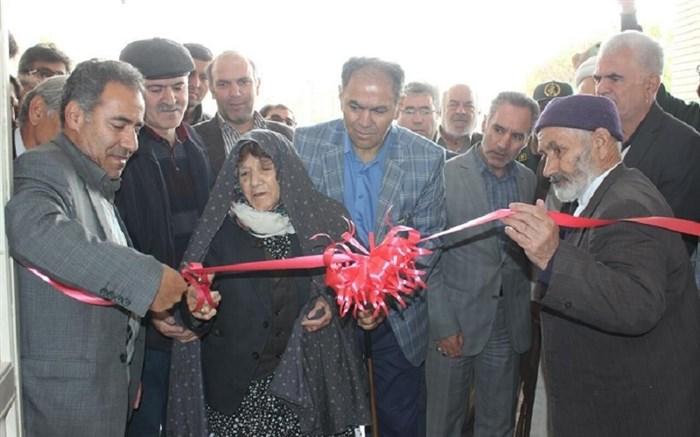افتتاح مدرسه سه کلاسه خیرساز در خلخال توسط خیر نیکاندیش دکتر علی عبدالحسینزاده؛ پزشک نمونه کشوری