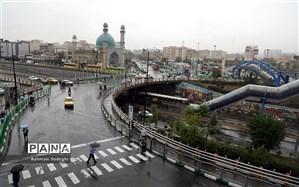 آمادهباش ۳۶ هزار نیروی خدمات شهری و عمرانی همزمان با بارش باران