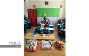 جشن آغاز آموزش قرآن در پایه دوم 202 دبستان علامه حلی 1 دوره اول