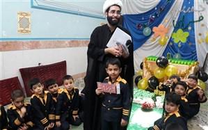 برگزاری جشن قرآن  درمدرسه امام علی(ع) شهرری
