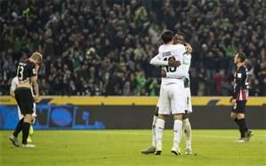 بوندس لیگا؛ گلادباخ به بام فوتبال آلمان رسید