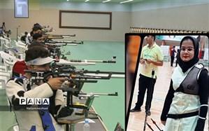 دعوت دانش آموز بجنوردی به اردوی تیم ملی تیراندازی باکمان