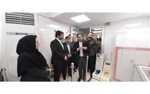 ساختمان های انتقال خون مرکز استان متمرکز می شود
