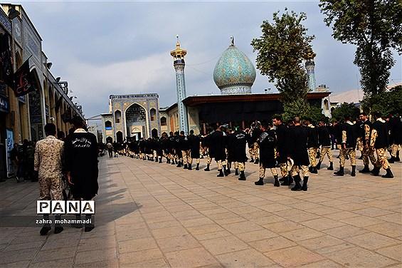 عزاداری آخر ماه صفر در شیراز