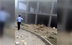 حادثه انفجار دانشگاهی در ارومیه