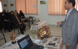 جلسه اولیای دانش آموزان طرح پراکنده شاهد در مرکز مشاوره پیربکران برگزار شد