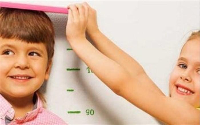 کودکانی که قد و وزن نمیگیرند!