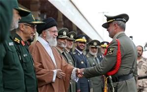 برگزاری مراسم دانشآموختگی دانشگاههای افسری ارتش با حضور فرمانده کل قوا