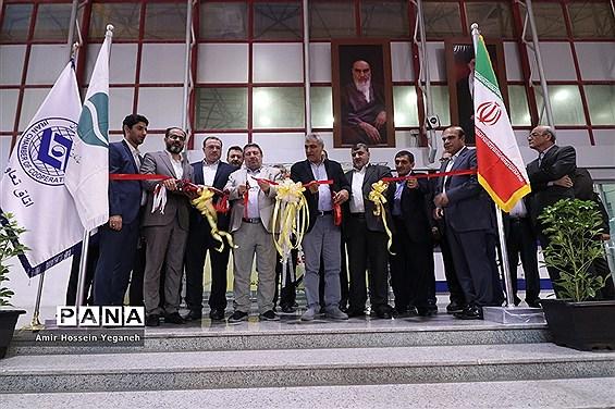 افتتاحیه نمایشگاه بینالمللی صنعت ساختمانی در کیش