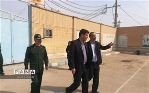 کسب  مقام چهارم   آموزش وپرورش حمیدیه درپروژه مهراستان  خورستان