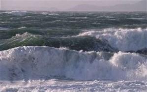 طوفان حارهای کیار در راه دریای عمان و شرق تنگه هرمز