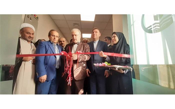 اورژانس جدید بیمارستان رازی رشت با حضور وزیر بهداشت افتتاح شد