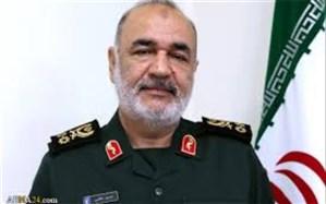 فرمانده کل سپاه :ملت ایران  مردم عبور از گردنههای سخت هستند
