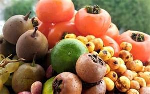 خواص ۹ میوه شگفتانگیز پاییزی + اینفوگرافی