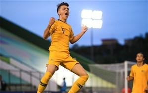 جام جهانی نوجوانان؛  امیدها برای استرالیا زنده شد