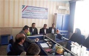 کارگاه آموزشی رؤسای سواد آموزی جنوب استان آذربایجان غربی برگزار شد