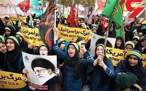 سازمان بسیج دانش آموزی سپاه عاشورا: نسل چهارم انقلاب، 13 آبان امسال را به فصل جدیدی از مجاهدت ضد استکباری تبدیل می کنند