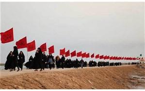 اعزام اولین گروه دانش آموزی به مناطق عملیاتی غرب کشور