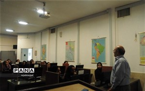 کارگاه آموزش خبرنگاری در ابرکوه برگزارشد