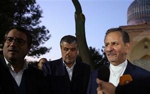 جهانگیری: اقتصاد ایران و ازبکستان میتواند مکمل یکدیگر باشد