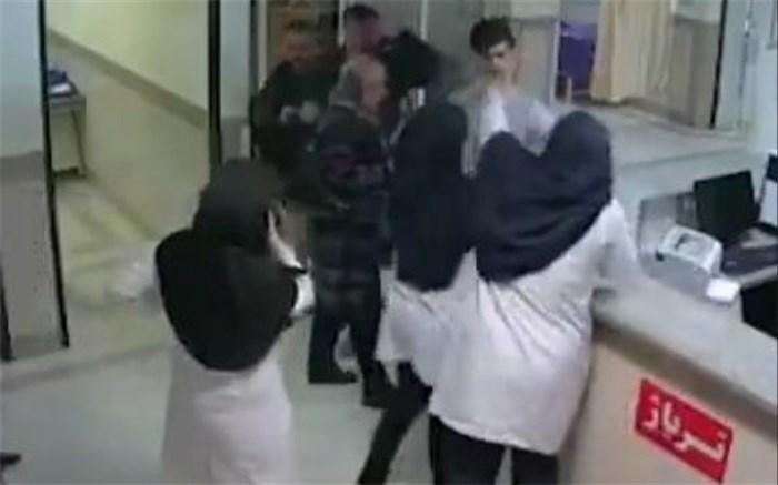 ماجرای ضرب و شتم در بیمارستان رضوانشهر چیست؟