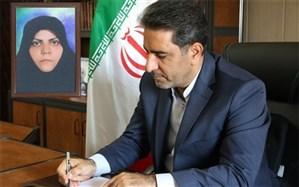 مریم حسنپور سرپرست هسته گزینش اداره کل آموزش و پرورش شهرستانهای استان تهران شد