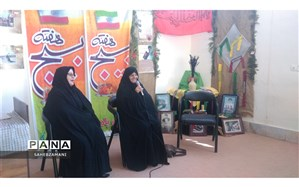 افتتاح فرهنگسرای دفاع مقدس در مکان سپاه امام رضا(ع) شهرستان کاشمر