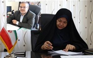 معاون پرورشی و فرهنگی اداره کل آموزش و پرورش استان منصوب شد