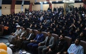 برگزاری مراسم استقبال از دانشجویان سال اولی دانشگاه پیام نور شهرری