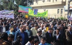 13 آبان ادامه استکبار ستیزی ملت ایران است