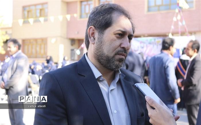 نواخته شدن زنگ استکبارستیزی در مدارس فارس