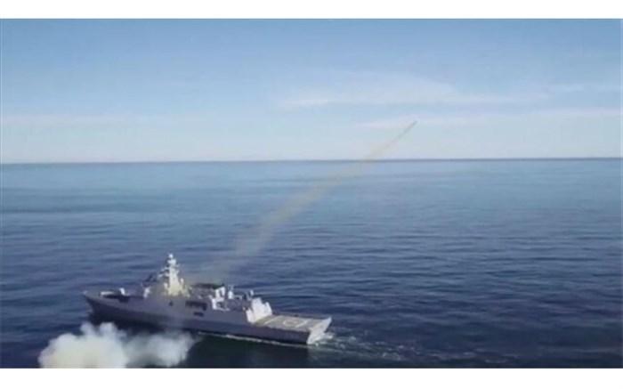 ترکیه اولین موشک کروز دریاییاش را آزمایش کرد