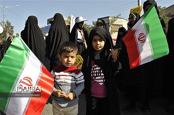 رئیس سازمان نوسازی مدارس: ۱۳ آبان تبلور آزادگی و استکبارستیزی ملت غیور ایران است