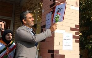 نواخته شدن زنگ استکبار ستیزی درشهرستان اسلامشهر