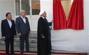 افتتاح کارخانه نوآوری آزادی با حضور رئیسجمهوری