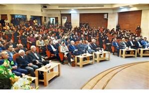 جایزه دکتر ابریشم چیان به دانشجویان برتر گیلان اهدا شد