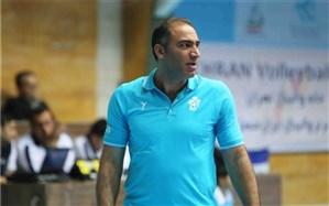 محمد ترکاشوند: به خاطر منافع شخصی هر بلایی که میخواهند سر والیبال ایران آوردهاند