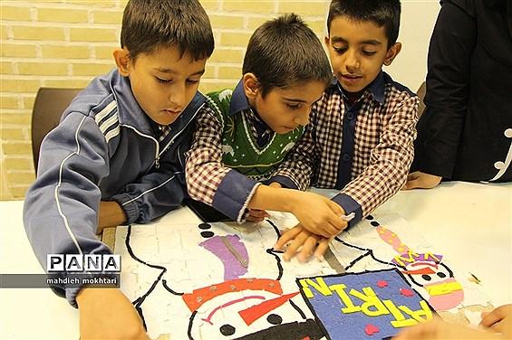 بازدید دانش آموزان از پارک علمی کودکان و نوجوانان