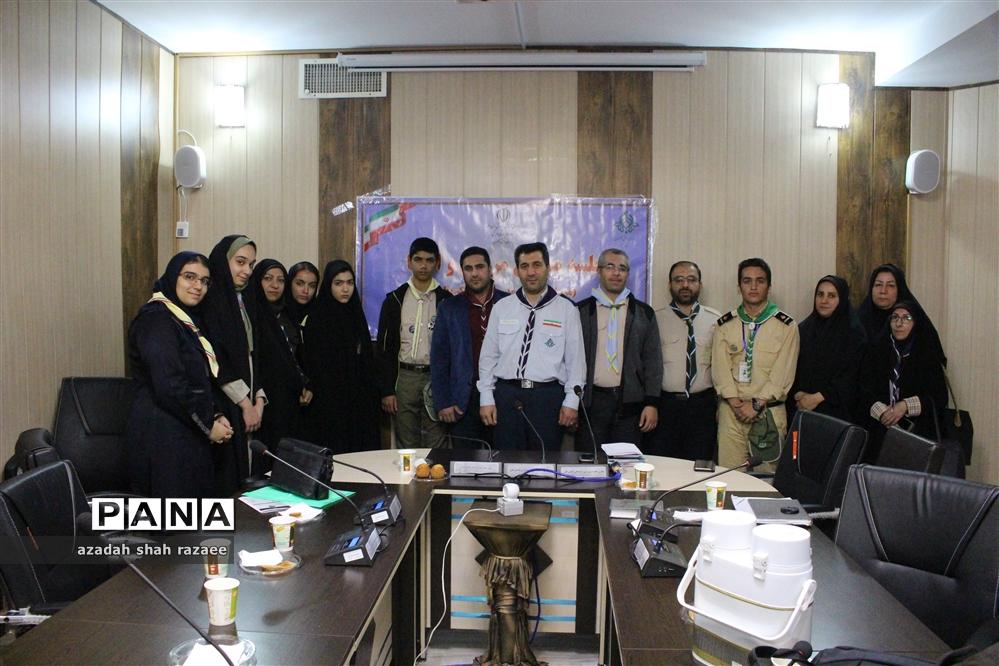 دومین نشست مجامع اعضاء مربیان سازمان دانشآموزی در استان البرز