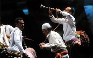 دوازدهمین جشنواره موسیقی نواحی ایران به نت سکوت رسید