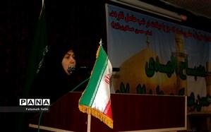 افتتاحیه طرح مصباح الهدی در چهاردانگه