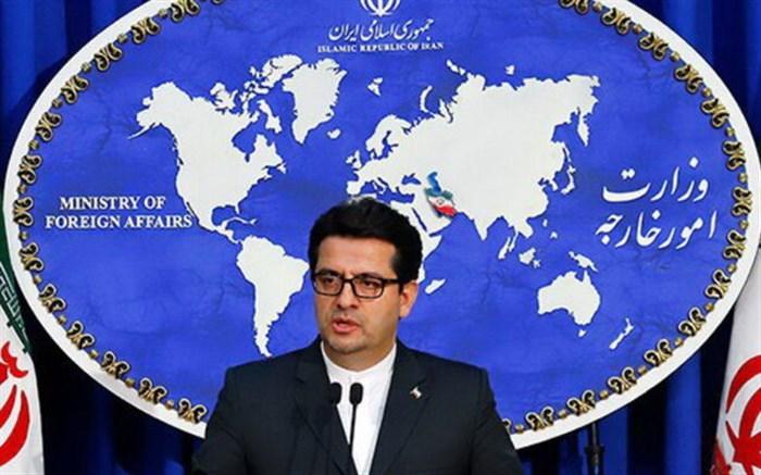 موسوی: خواستار افزایش تدابیر برای حفاظت از اماکن دیپلماتیک ایران  در عراق شدهایم