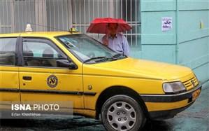 معرفی تاکسیهای غیرفعال در روزهای بارندگی به 1888