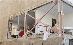 انفجار گازدر یک واحد مسکونی شهرستان اسلامشهر