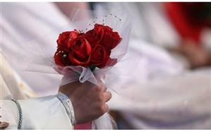 آمار ازدواج رو به کاهش است