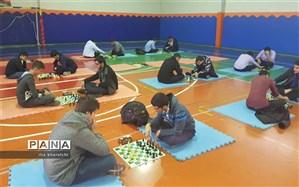 مسابقات شطرنج دانش آموزی در منطقه 3 برگزار شد