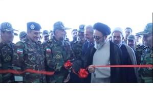 افتتاح ساختمان جدید بیمارستان ارتش تبریز