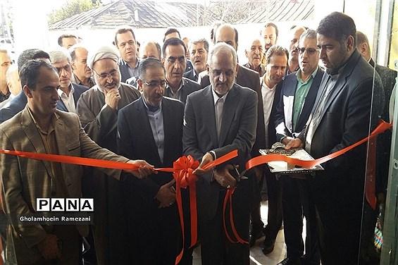 استقبال پیشتازان مازندران از وزیر آموزشوپرورش در غرب استان