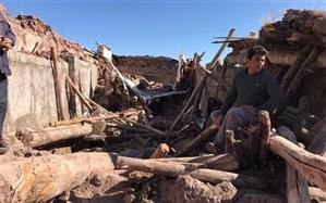 آسیب ۳۰ تا ۱۰۰ درصدی زلزله به ۷ روستای زلزلهزده